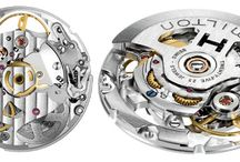 Watch movements / A gallery of watch movements showing the diversity, creativity and craftsmanship that can be crammed into such a small space.