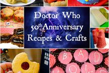 Doctor Who Party / by Lisa Karpuk