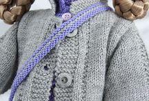 вязание для кукол