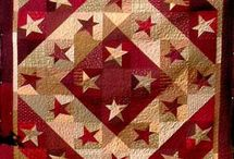 Quilt of Valor quilts / Red , White, Blue quilts