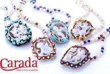Carada Beautiful Cameos / Scoprite la nostra nuovissima collezione.  Discover our new collection.