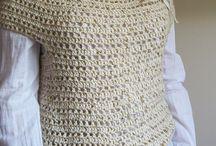 maglia a crochet