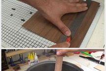Wood jewelleries