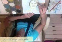 Videos Featuring StencilGirl Stencils / Instruction and Inspiration with StencilGirl Stencils