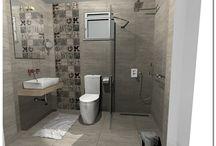 3D Bagni / 3D Σχέδια Μπάνιων