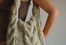 Bolsas / Bags / Bolsas lindas e feitas a mão
