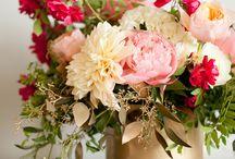 Pure Theming I Short Vase Flowers
