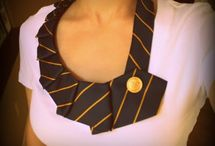 Tie neck
