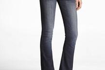 My Express Jeans Dream Look Board / by Melanie Locum