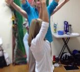 Expressive Arts Inspiration / Ways to explore expressive arts - with us and with others