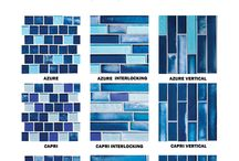 Poolscapes of Charlotte tiles! / Poolscapes of Charlotte available tile! Give your pool the exact style you want.  ~ We will be uploading new tile styles, so stop by again!