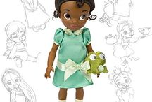 Disney Dolls / by Heidi Meinecke-Smith