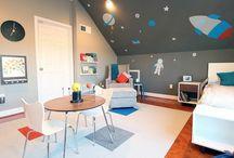 Chambre enfant / Idées de décoration chambre enfant, décoration chambre bébé, chambre ado fille, chambre ado garçon, mobilier enfant, jeux pour enfant, chambre enfants, meuble chambre enfant.