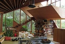 Amazing Spaces. / Homes with amazing layouts