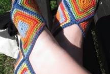 Crochet - Calcetas y zapatitos