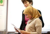 De Schoolschrijver in de klas / De Schoolschrijver in de klas (Foto's: Chris van Houts)