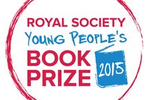 Good science reads for kids / Each year the Royal Society awards a prize to the best book that inspires young people to read about science and promotes the best science writing for under-14s. Groups of young people from across the UK will choose a winner.  https://royalsociety.org/awards/young-people/   #YoungSciBooks