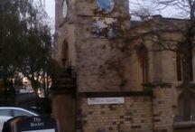 Cmentarz w Londynie / 21 listopada