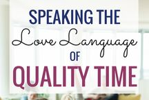 Tips for Love Languages / The five love languages. How to love your spouse with the five love languages. Five love languages tips and advice. Love languages in your marriage.