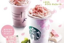 Starbucks Around The World / How Starbucks is branded throughout the world and how the same cup of coffee can change depending on where in the world you happen to be sitting.