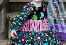 Deti šaty, oblečenie