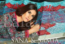 SANA & SAMIA KHADDI EMBROIDERED. / Embroidered with Woolen Shawl. Price @PKR 1,995/- Available NOW !