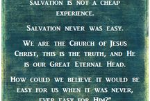 Missionary Work / Hastening the work of salvation