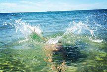 VANN / De beste bildene av kyst og innsjøer, bading og båtliv fra  #nrksommer på Instagram.