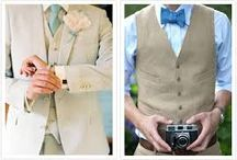 Suits & Wedding Stuff / Ideas for the wedding...