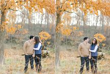 Engagement Photos on Farm
