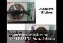 AUTOCLAVES MINICLAVE- 5,5, Lts, 12 Lts y 18 Lts www.insumosdentales.com / Autoclaves Miniclaves de 5,5, Lts, 12 Lts y 18 Lts, con Garantia e Invima, www.insumosdentales.com  CEl: 3143834784 - 3202276933 Bogota -Colombia