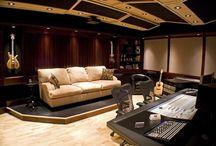 Music studio / Music