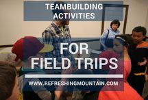 Field Trips / Ideas for learning in the Great Outdoors