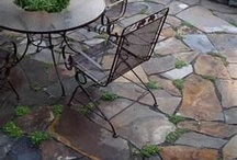 fixing or muddy side yard ideas / by Candice Aguilar