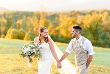 Sierra Vista Wedding, Bedford, Virginia