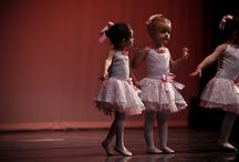 Ballet 3-5 / Beautiful little ballerina's