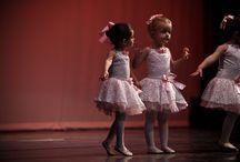 Ballet 3-5 / Beautiful little ballerina's