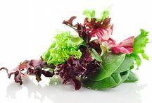 Salads / by Ashley Vaughn