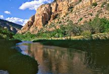 The Verde River / Pictures from the beautiful scenic and historic Verde River in Clarkdale, Arizona