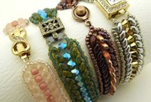 Beads * Tutorials, Products & Information / Want to try your hand at beading jewelry? This board contains a variety of beading tutorials and informational sheets as well as products to get you started.