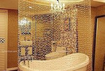 Awesome Shower Curtains / Beautiful, Creative and Humorous Shower Curtain Design Ideas