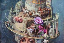 barok pruiken portretten