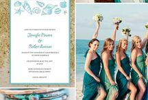 svatba mořská