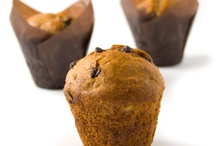 Muffins / Sweets From The Earth makes a full line of original recipe, egg and dairy-free baked goods, which are made all the more delectable by using only the best all natural, 100% plant-based, GMO-free ingredients. Bonus: You don't have to be vegan or have dietary restrictions to love these desserts – any old sweet tooth will do.