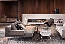 modern setting room