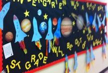 space theme classroom ideas