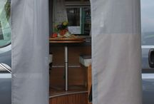 Camper Life - Entrance and awnings
