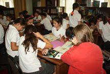 6. sınıflar Bilimsel Araştırma Basamaklarını öğreniyor.