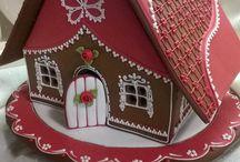déco maison biscuits Noël