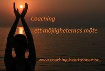Coaching- Heart to Heart / Coaching - ett möjligheternas möte  Coachutbildning och kurser i coachande förhållningssätt/ ledarskap.